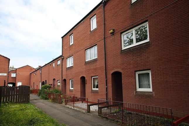Thumbnail Terraced house for sale in Crawford Lane, Glasgow