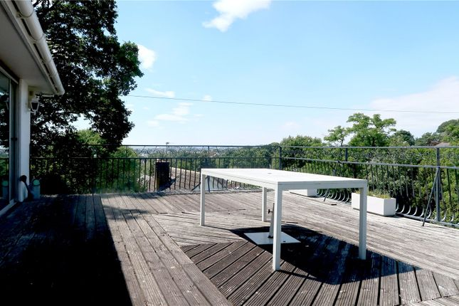 Decking of Durrant Road, Lower Parkstone, Poole BH14