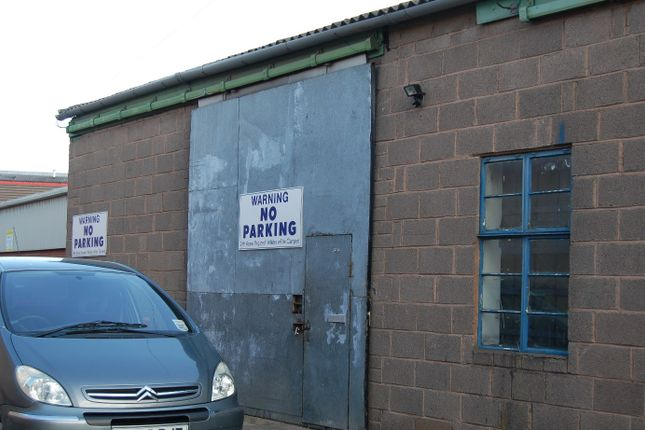 Warehouse to let in Sweetmans Yard, Plough Lane, Hereford