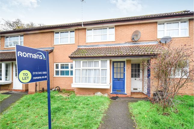 Thumbnail Maisonette to rent in Gregory Close, Lower Earley, Reading