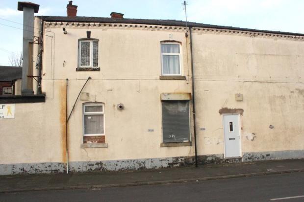 Thumbnail Flat to rent in Liverpool Road, Platt Bridge, Wigan