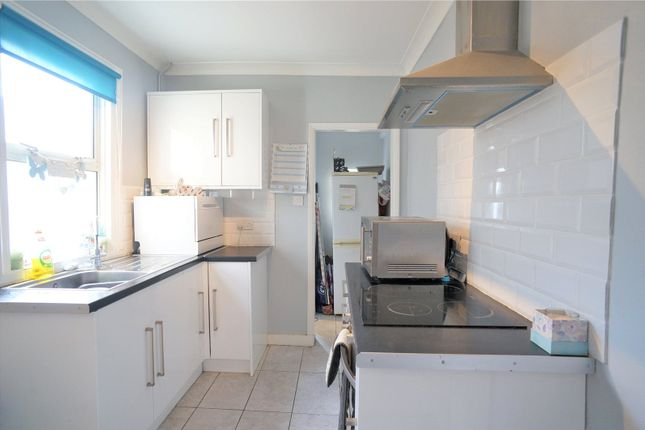 Thumbnail Terraced house to rent in Cecil Avenue, Rochester, Kent