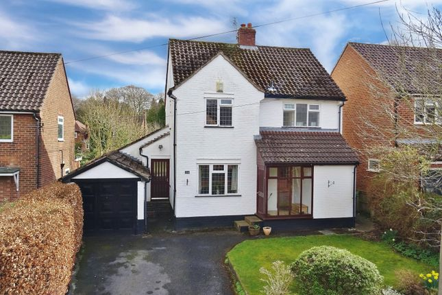 Detached house for sale in Vale Road, Wilmslow