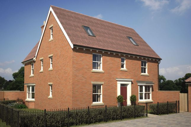 "Thumbnail Detached house for sale in ""Blackthorne"" at Craneshaugh Close, Hexham"