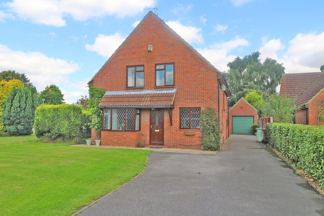 Thumbnail Detached house for sale in Shepherds Croft, Epworth, Doncaster