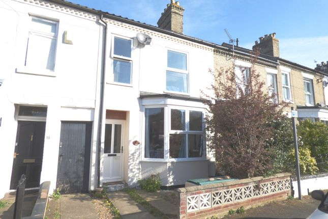 Thumbnail Property to rent in Hanover Road, Norwich