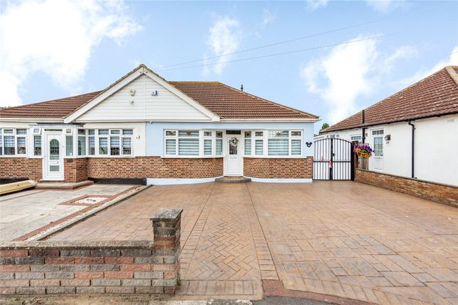 Thumbnail Bungalow for sale in Fairfield Close, Hornchurch
