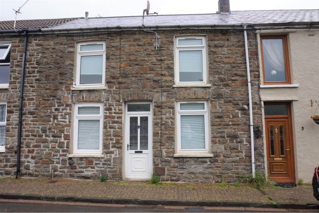 Thumbnail Terraced house for sale in Vale View Terrace, Bridgend