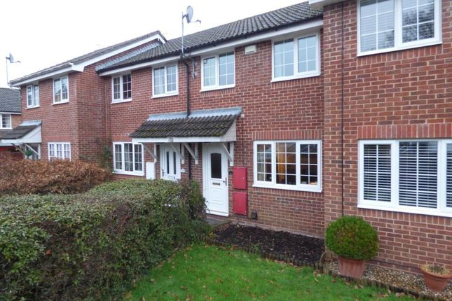2 bed terraced house for sale in Birchlands, Ashurst Bridge