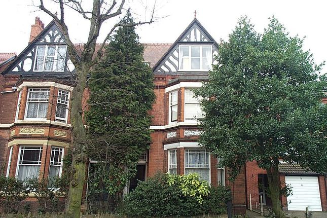 Thumbnail Flat to rent in Selborne Road, Handsworth