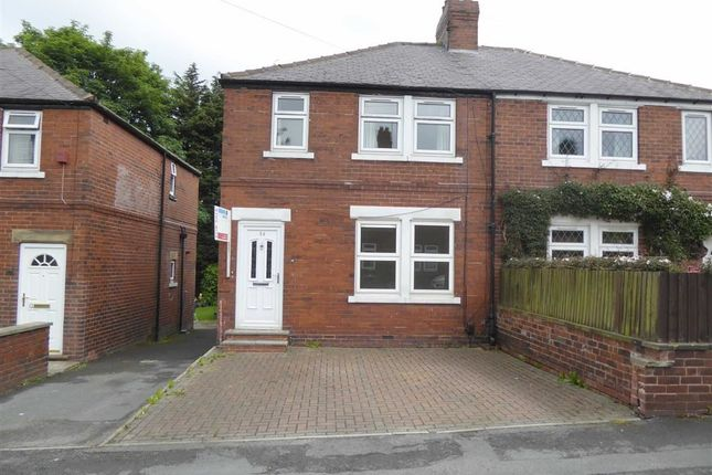 Thumbnail Semi-detached house for sale in Vicarage Avenue, Gildersome, Leeds, West Yorkshire