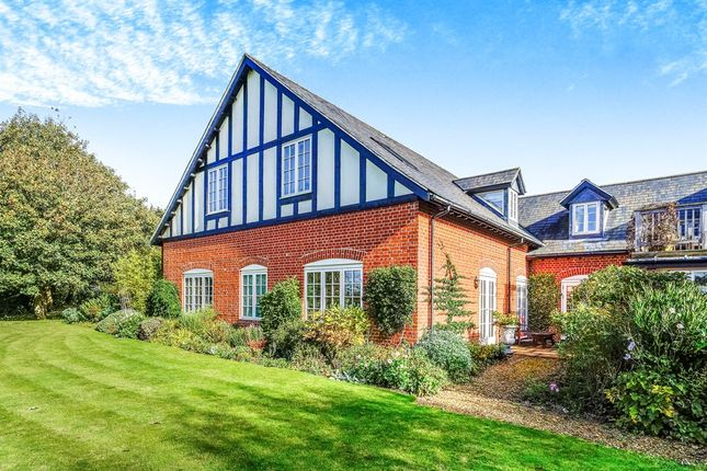 Thumbnail Flat for sale in Home Farm, Iwerne Minster, Blandford Forum