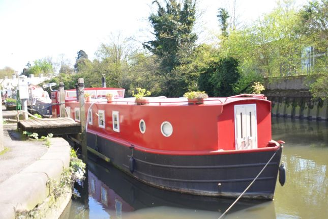 2 bed houseboat for sale in The Ham, Brentford TW8