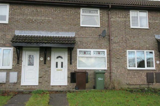 Thumbnail Terraced house to rent in Beaumaris Way, Grove Park, Blackwood