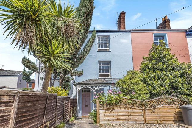 Thumbnail Terraced house for sale in Albion Place, St James, Exeter, Devon