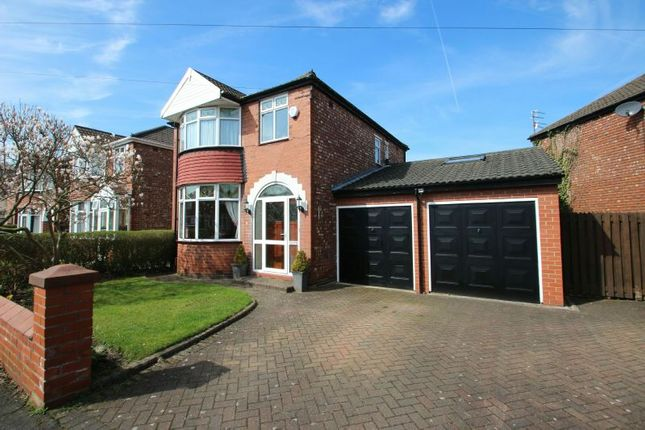 Thumbnail Detached house for sale in Chestnut Drive, Sale