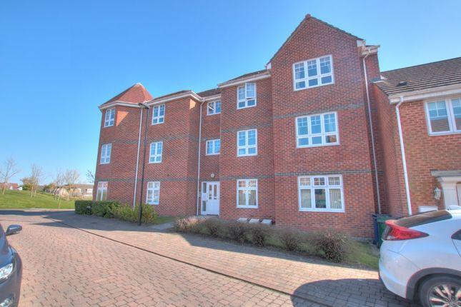 2 bed flat for sale in Ambergate Way, Kenton, Newcastle Upon Tyne NE3