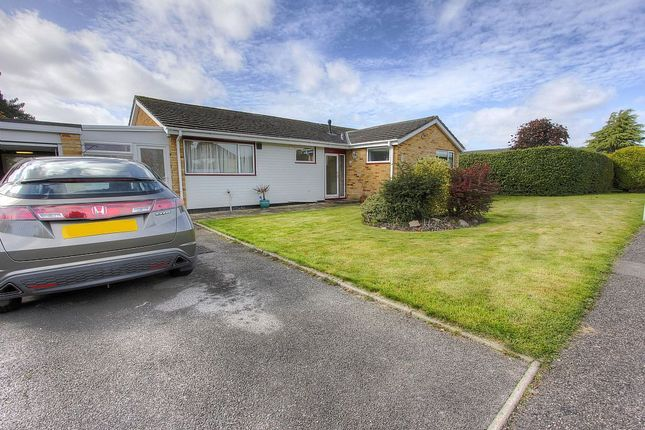 Thumbnail Detached bungalow for sale in Glenmoor Road, West Parley, Ferndown, Dorset