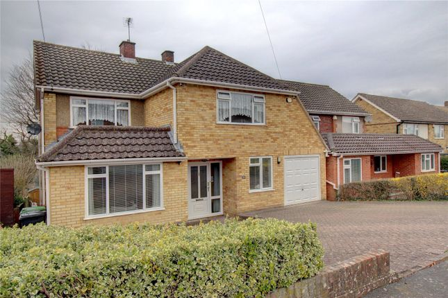 Thumbnail Detached house for sale in Carver Hill Road, High Wycombe, Buckinghamshire