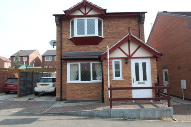 Thumbnail Detached house to rent in Sunningdale, Grantham