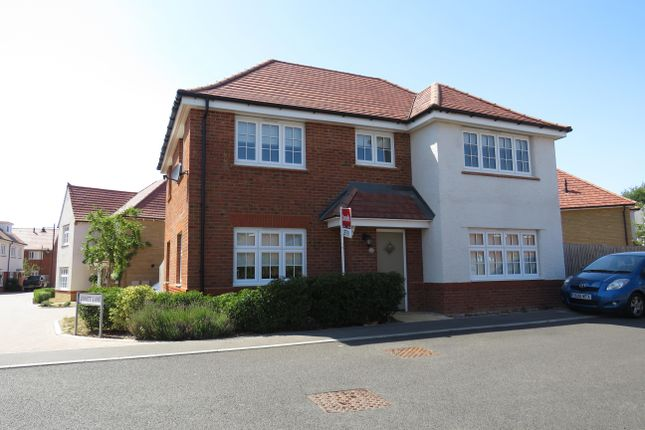 4 bed detached house to rent in Brick Gardens, Ryarsh Park, West Malling ME19