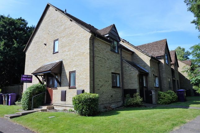 Thumbnail Flat for sale in King James Way, Royston