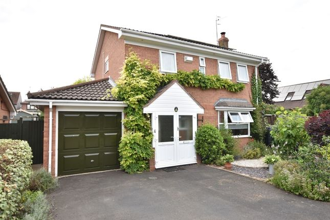 Thumbnail Detached house for sale in Columbine Grove, Evesham