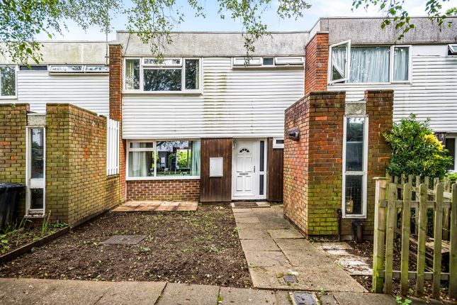 Thumbnail Terraced house for sale in Madeira Close, West Byfleet