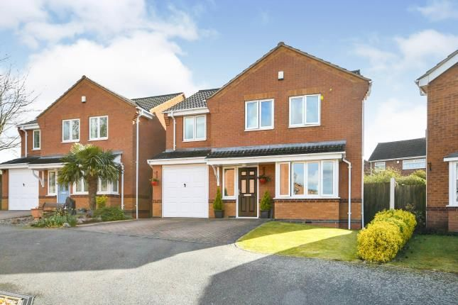 4 bed detached house for sale in Lumley Close, Bilsthorpe, Newark, Nottinghamshire NG22