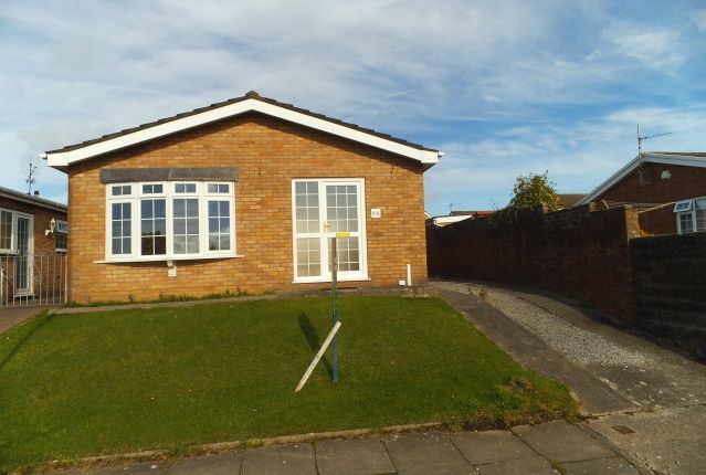 Thumbnail Bungalow to rent in Glynbridge Gardens, Bridgend
