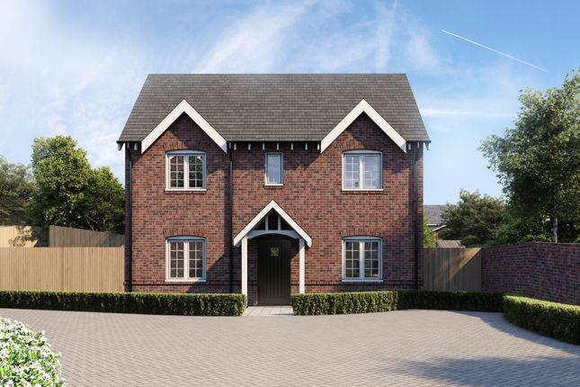 Thumbnail Detached house for sale in Thorpe Rise, Main Street, Oakthorpe