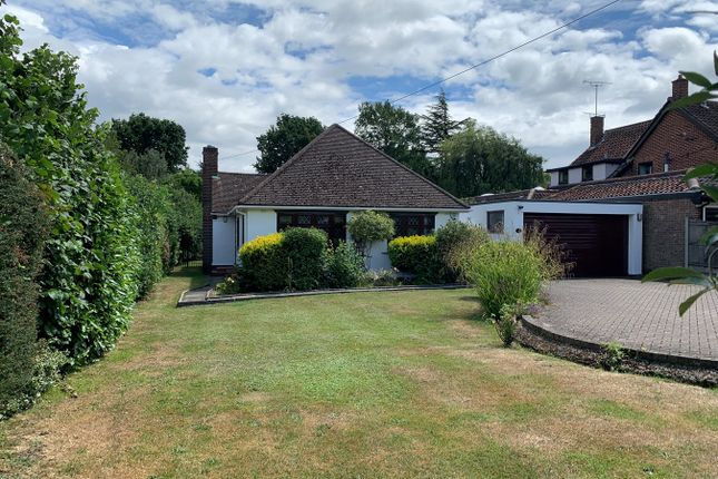 Thumbnail Detached bungalow for sale in Galleywood Road, Great Baddow, Chelmsford