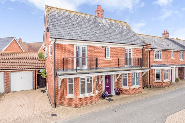 Thumbnail Detached house for sale in Great Horkesley, Colchester, Essex