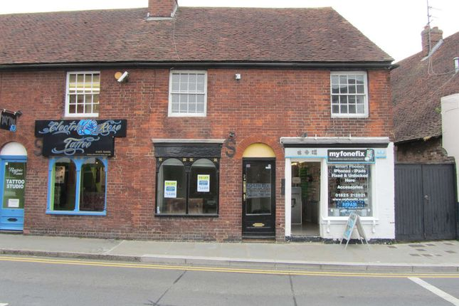 Thumbnail Retail premises to let in 2, Church Street, Uckfield