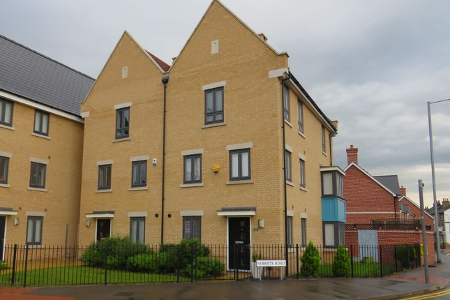 Thumbnail Semi-detached house for sale in Roberts Road, Colchester