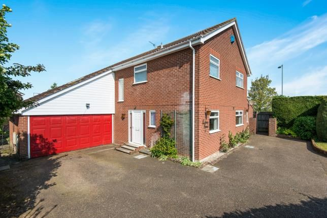 Thumbnail Detached house for sale in Wymondham, Norfolk, N/A