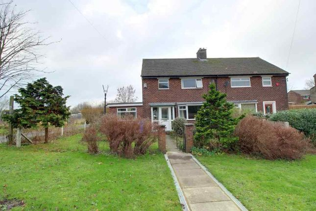 Thumbnail Semi-detached house for sale in Staley Road, Mossley, Ashton-Under-Lyne