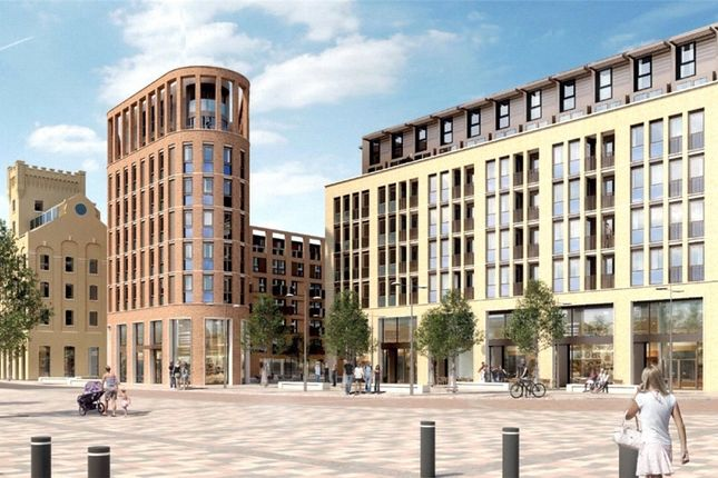 Thumbnail Flat for sale in 4 Station Square, Cambridge, Cambridgeshire