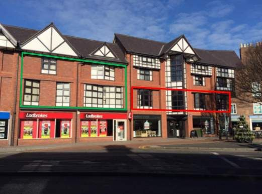 Thumbnail Office to let in Suite 4 Friarsgate, Grosvenor Street, Chester