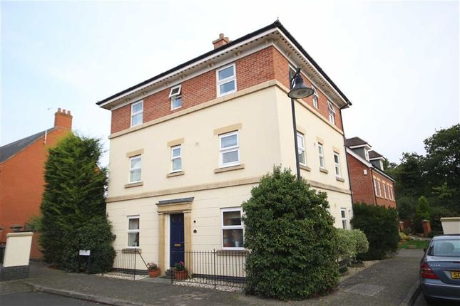 Thumbnail Detached house for sale in Muirfield, Swindon