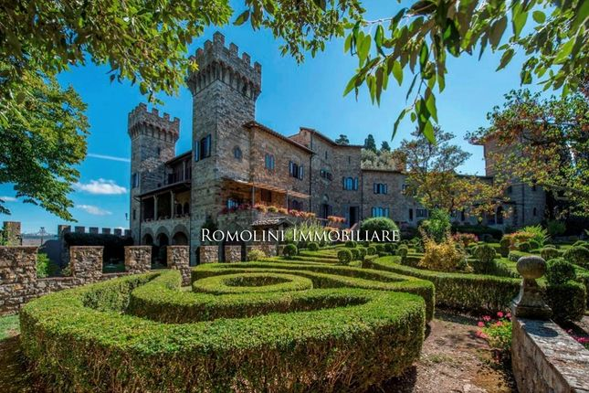 15 bed property for sale in Greve In Chianti, Tuscany, Italy