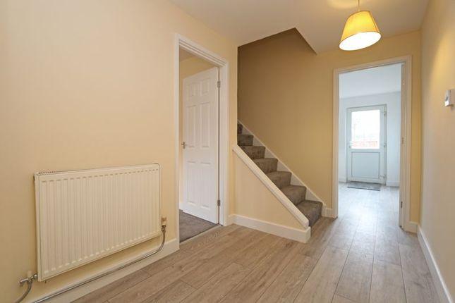 Hallway of Loriner Place, Downs Barn, Milton Keynes MK14