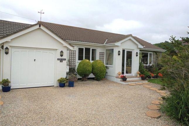 Thumbnail Bungalow for sale in Ffordd Corsen, Fairbourne, Gwynedd