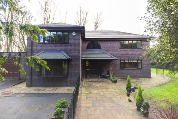 Thumbnail Detached house to rent in Standish, Wigan