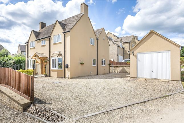 Thumbnail Detached house for sale in Chalford Hill, Stroud, Gloucestershire
