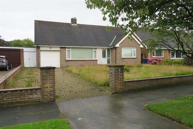 Thumbnail Bungalow for sale in Mayfield Drive, Cleadon, Sunderland