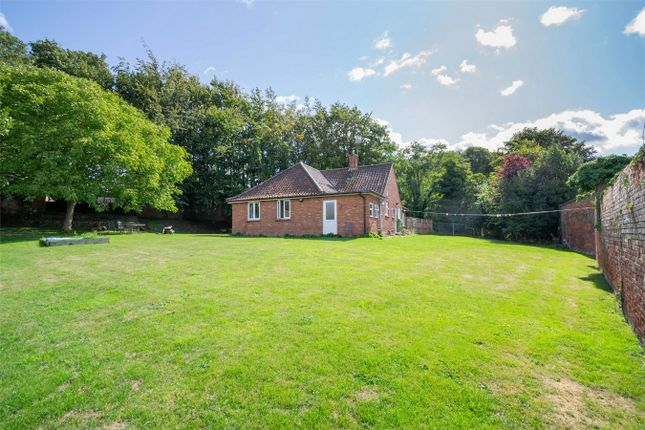 Thumbnail Detached bungalow for sale in Oak Street, Fakenham