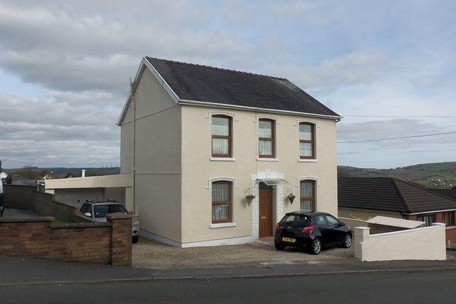 Thumbnail Detached house for sale in Heol Y Meinciau, Pontyates, Llanelli, Carmarthenshire.