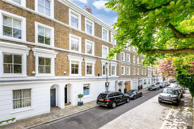 Thumbnail Terraced house for sale in Ansdell Terrace, Kensington, London