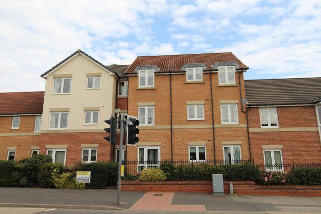 1 bed flat for sale in Rowan Court, Long Stree, Thirsk YO7